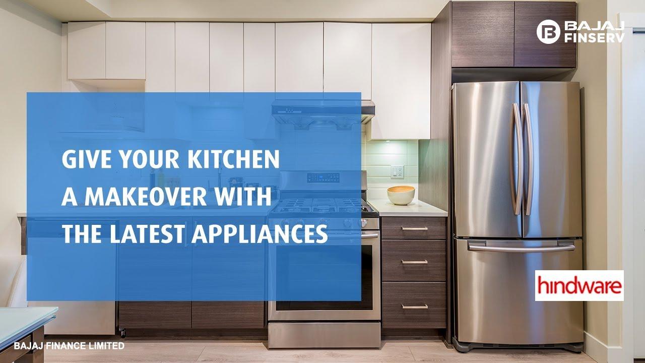 Offers on hindware kitchen appliances bajaj finserv emi network