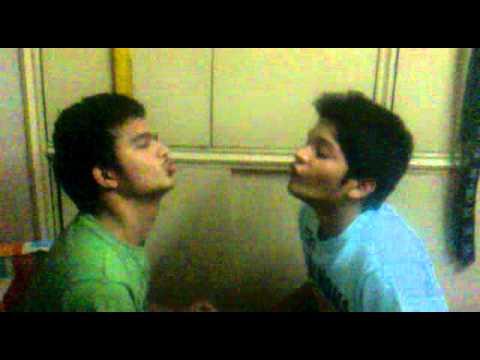 Kiss me close your eyes (Weird Version)