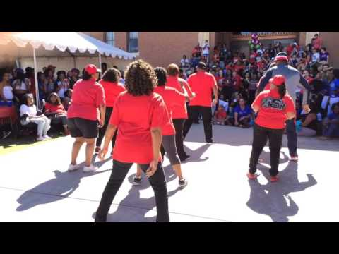 University of Arizona UA Homecoming Stroll Pt18: Tucson Slide Society