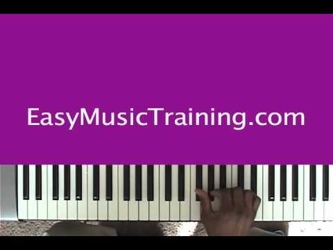 The Suspended 4 Sus4 Chord Easymusictraining Youtube