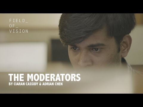 Field of Vision - The Moderators