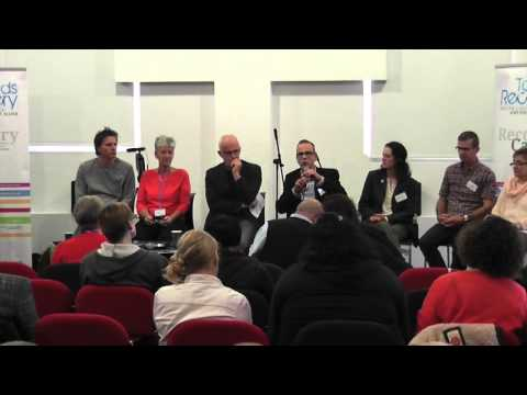 Pt15: Ask the panel - Towards Recovery Conference 2014