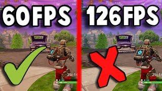 Jugar a más de 60 fps? Se ve una diferencia?