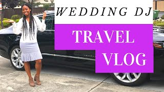 MY WEDDING DJ TRAVEL VLOG - Traveling to San Francisco, CA