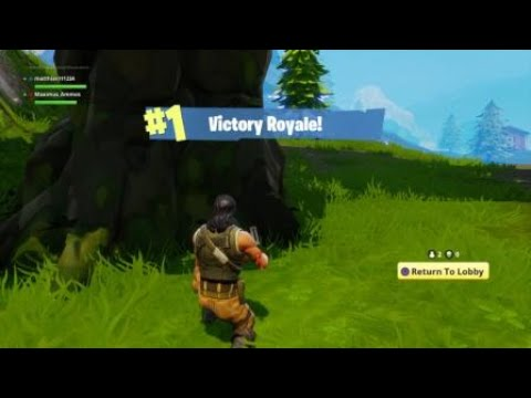 Fortnite Another Squad Win With Matthiaus Napoleon And Mike GG