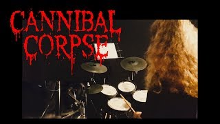 Cannibal Corpse NEW ALBUM - Corpus Delicti only drums