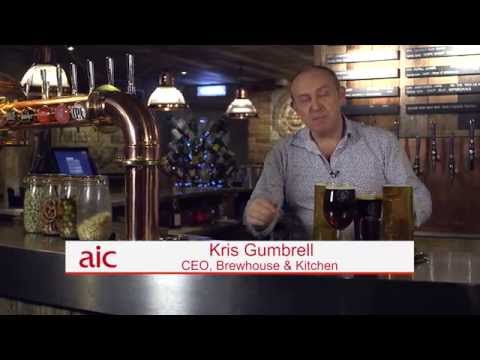 VENTURE CAPITAL 'Brewhouse' CASE STUDY VIDEO FOR AIC