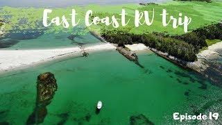 East Coast RV tŗip - Murphy's Camping on the Ocean