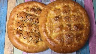 Турецкий хлеб Поразительный рецепт Вкусный и ароматный хлеб Eng Sub