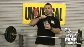Universal Nutrition Animal Rage Supplement Review w/ Taste Test!