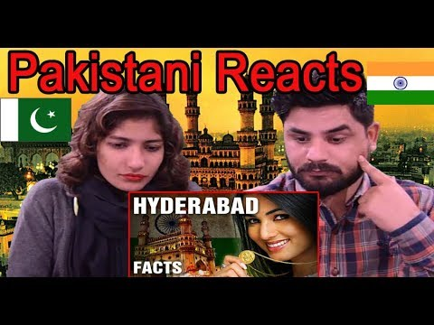 Pakistani Reacts To | Interesting Facts About Hyderabad India | Hyderabad City Tour