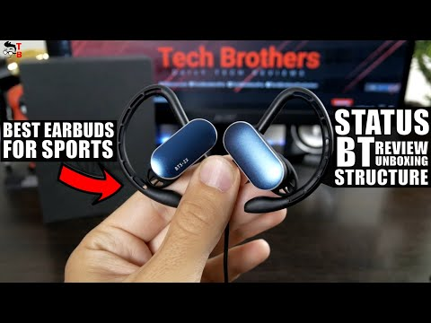 Status BT Structure REVIEW Is This Best Earbuds For Sports?
