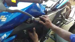 SUZUKI GIXXER 155 TROUBLE SHOOT