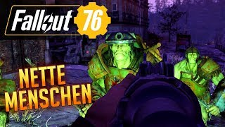 Fallout 76 #07 | Nette Menschen in Grafton | Gameplay German Deutsch thumbnail