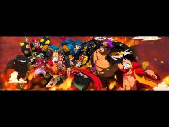 01 One Piece Film Z Ost Zeal Youtube