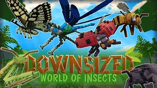Downsized: World Of Insects - Minecraft Marketplace Trailer