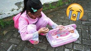 Drama Kue Jualanku Jatuh 😭 aku TAKUT dimarahin mama!!!