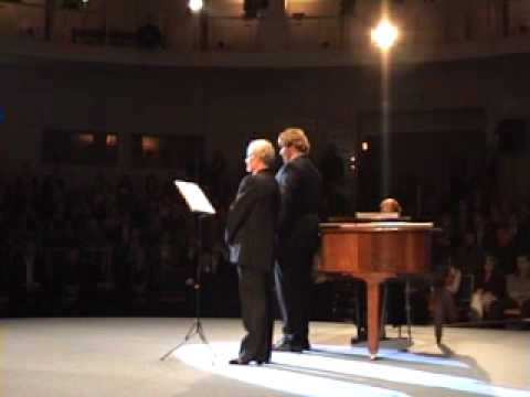 Prodana nevesta - Smetana. Kecal (Zalud) & Jenik (Carangelo)
