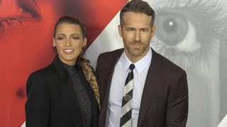 Baixar Blake Lively and Ryan Reynolds at at the Premiere of A Simple Favor in New York
