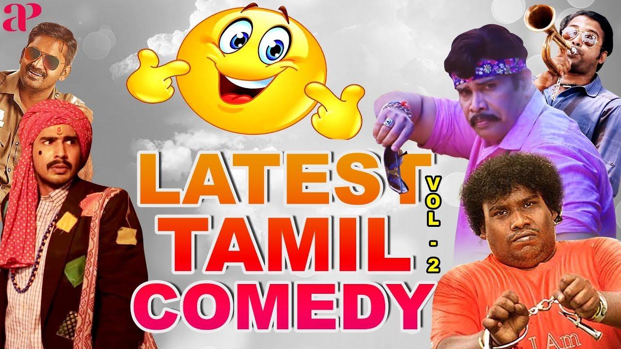 Latest Tamil Comedy Scenes | Vol 2 | Yogi Babu | Vishnu Vishal | Karunakaran | Madhumitha | Anandraj