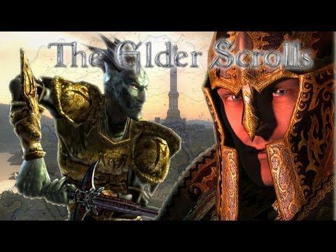 The Elder Scrolls - Historien-Video zur Rollenspiel-Reihe von GameStar