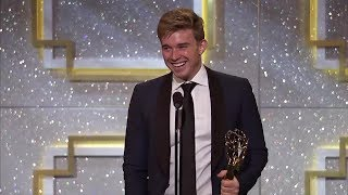 Daytime Emmys 2014, Chandler Massey Wins for Outstanding Younger Actor (with the Right Reel) HD