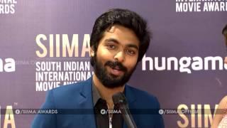 G. V. Prakash At SIIMA 2016 - Tamil Red Carpet