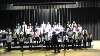 "PS28 Junior Choir -  ""When Can I See You Again?"" - Owl City"