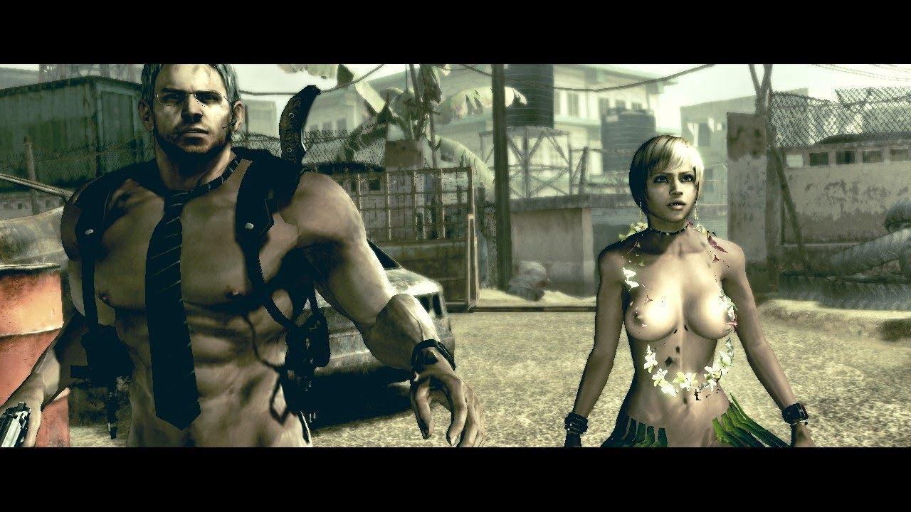 Evil mod nude resident 5 Addons