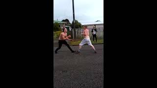 NEW street fight nz