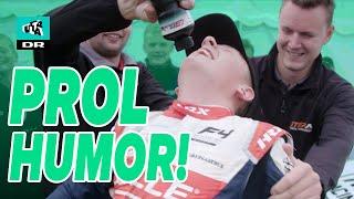Haha! For dumt i racerteltet: Det bedste team? (6:13) | 15 år i 5. gear l Ultra