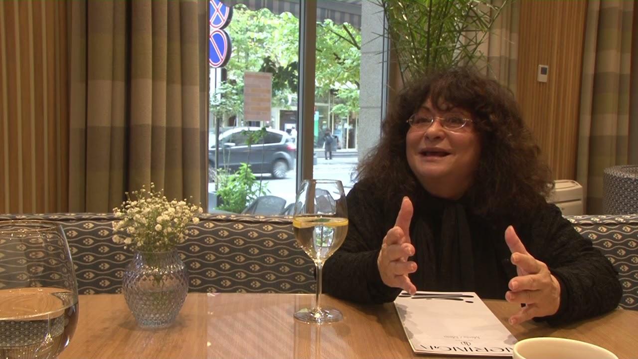 """Su Roza Litay - """"Neringos"""" kavinėje"""