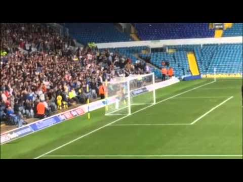 Leeds United v Everton August 2015 - Naked Fan