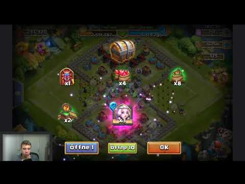 castle clash evolution deutsch