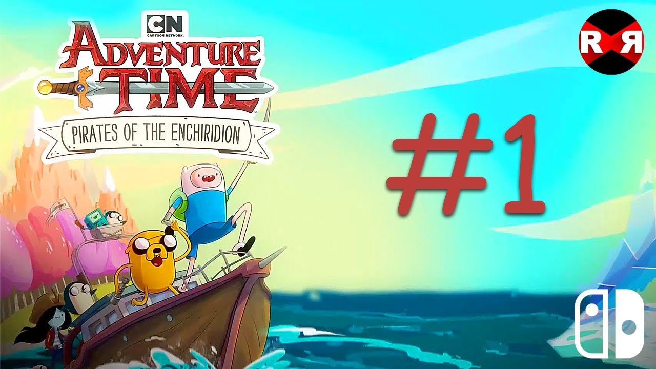 Adventure Time Pirates Of The Enchiridion Switch Ps4