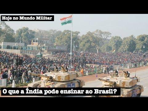 O que a Índia pode ensinar ao Brasil?