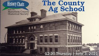 video thumbnail: History Chats | The County Ag School