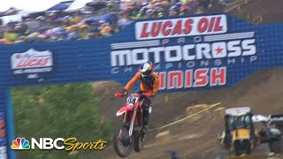Pro Motocross Round No. 1 Hangtown Classic | EXTENDED HIGHLIGHTS | 5/18/19 | Motorsports on NBC