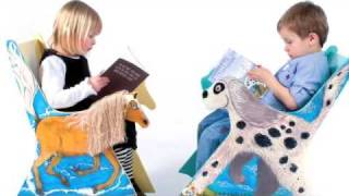 Fairy Tale Children's Furniture; Furniture With The Element Of Play!