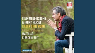 Songs Without Words, Op. 85: I. Andante espressivo in F Major
