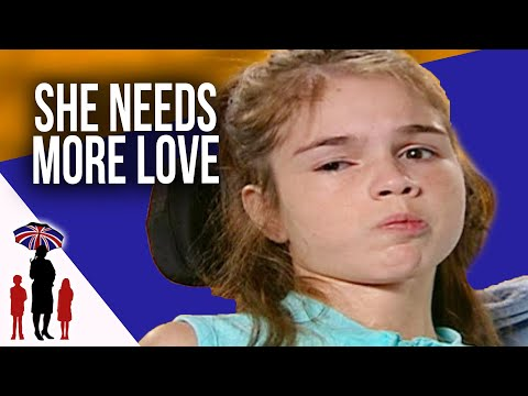 Thumbnail: Teenager with Cerebral Palsy just wants dad to hold her more - Supernanny USA