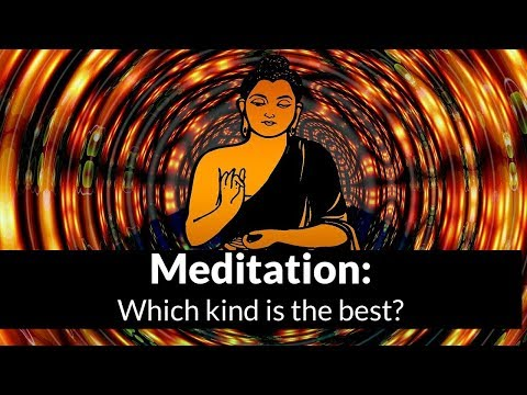 Which Meditation Technique is the Best One?