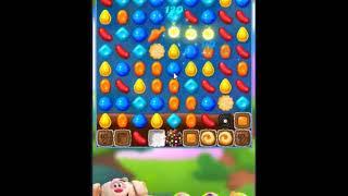 Candy Crush Friends Saga Level 92 - NO BOOSTERS 👩👧👦   SKILLGAMING ✔️