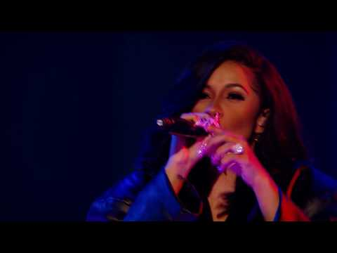 Cardi B | 'Bodak Yellow' | live performance at the 2017 MOBO Awards
