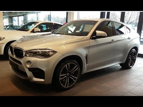 The New 2017 Bmw X6 M Sport Interior And Exterior Review