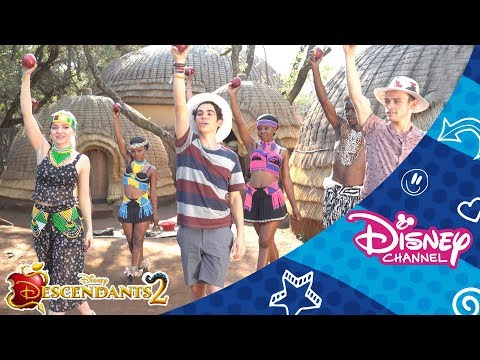 Descendants 2 | Ways to be Wicked | Tutorial | South Africa Tour 🇿🇦 | Official Disney Channel Africa