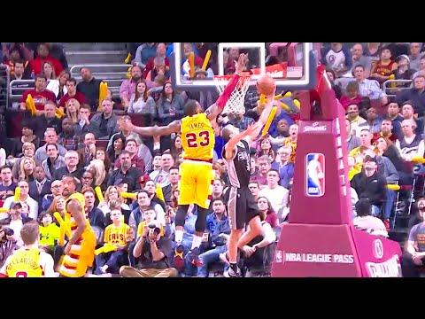 LeBron James - Defensive Dynamo 15/16