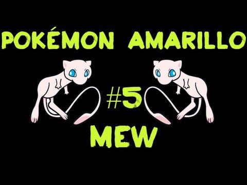 Pokémon Amarillo Guía Español - Parte 5 Mew