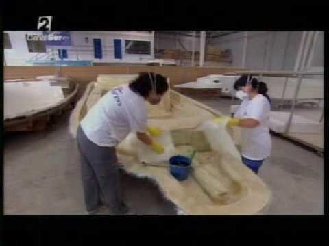 Como se hace un barco shiren youtube for Ceramica artesanal como se hace