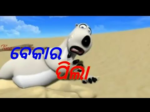 Westindes man👨 odia new cratoon funny comedy video by Tinna music